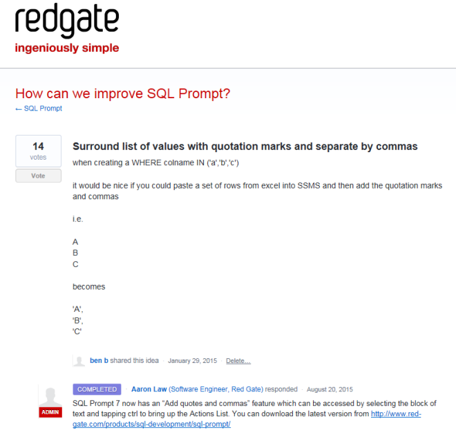 redgate-feature